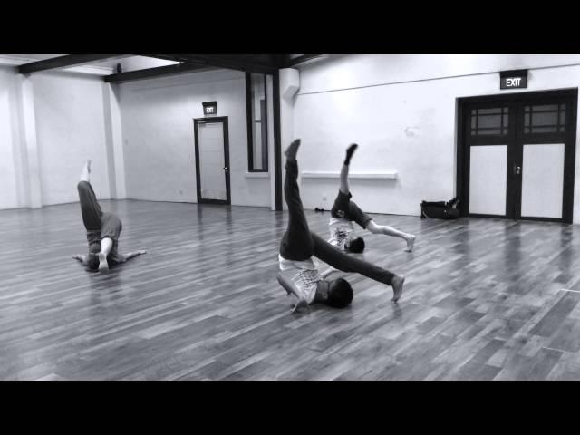 Sigma After Six Contemporary Dance Technique Open Class 15 Mar