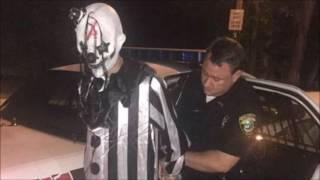 lurking clown arrested in kentucky woods near apartments