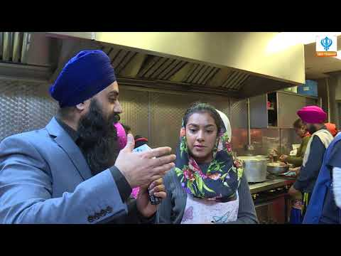 Langar On Campus: University of Liverpool