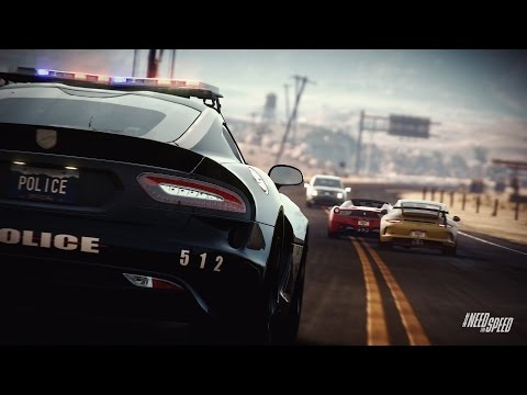 89# [Need For Speed : Rivals] Kery James - 94 c'est le barça