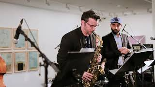 "Alon Farber Hagiga ""New Directions Suite"" Chapters 1+2, Jerusalem Jazz Festival"