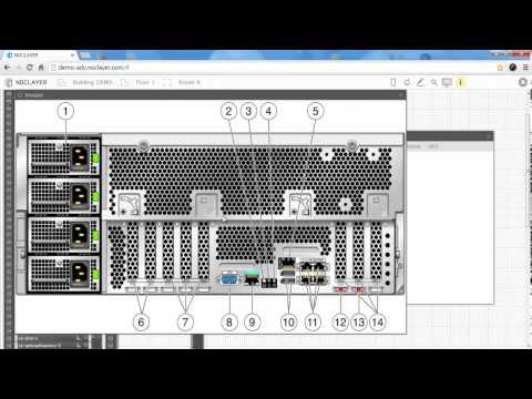 NocLayer Datacenter Infrastructure Management
