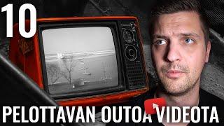 10 PELOTTAVAN OUTOA YOUTUBE-VIDEOTA #2