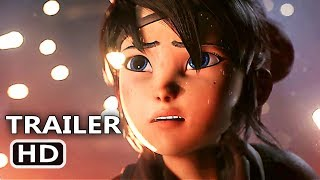 KENA BRIDGE OF SPIRITS Official Trailer (2020) Animated Game HD