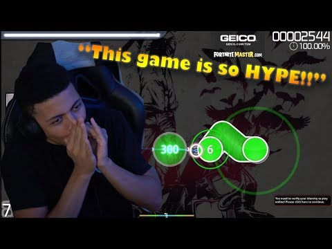 Myth Plays OSU On Stream! *SECRET To Great Aiming On FORTNITE?* Fortnite Highlights