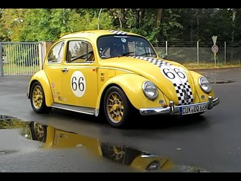 VW Käfer Beetle RemTec 1641ccm Riechert Vergaser