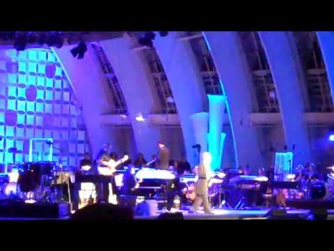 Roger Daltrey opening night Hollywood Bowl Hall of...