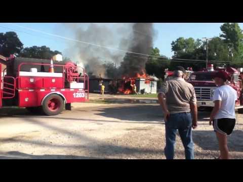 Maypearl, TX Duplex Fire Part 2