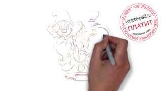 Белоснежка и охотник смотреть онлайн  Как просто нарисовать белоснежку и семь гномов поэтапно каранд