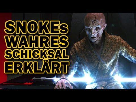 Die Wahrheit über Snoke! - Star Wars Episode 8: Die letzten Jedi [Spoiler]