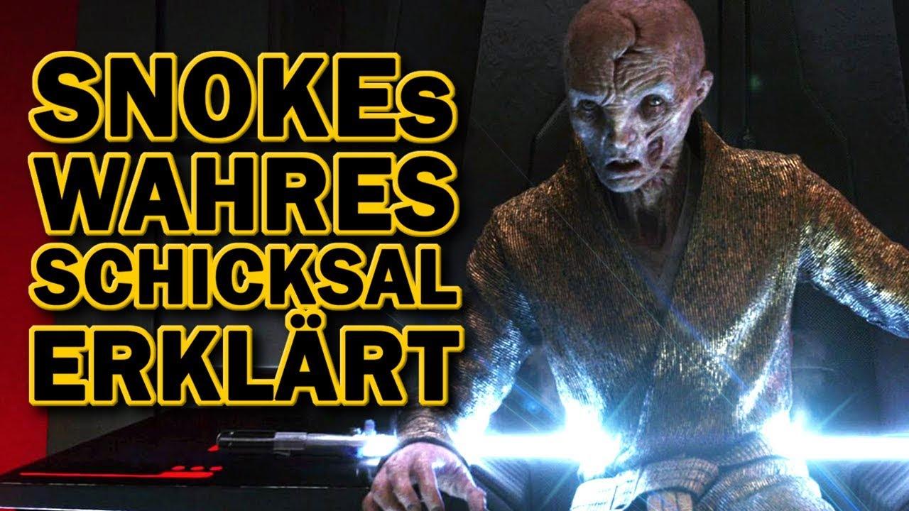 Star Wars Wer Ist Snoke