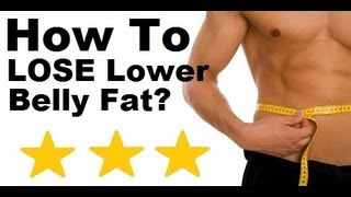 How to Lose Lower Belly Fat for Men Fast in 1 Week?