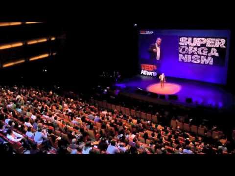 TEDxAthens 2011 - Nikolaos Mavridis - A Thousand Eyes, a Thousand Hands (English Subtitles)