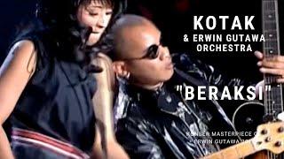 KOTAK - Beraksi (Konser 'Masterpiece of Erwin Gutawa' 2011)