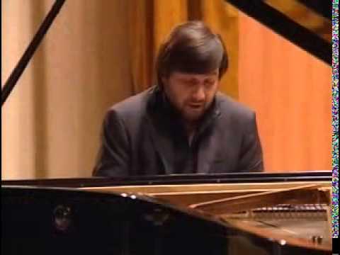 Alexander Korsantia - Chopin Ballada N 4 & Prelude op 28 N 15