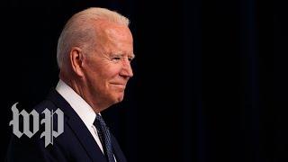 WATCH: Biden delivers an update on the nation's coronavirus response