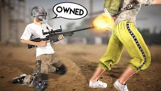 GOD-LIKE NO-SCOPE REACTION!!!!! | Best PUBG Moments and Funny Highlights - Ep.514