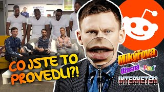 Mikýř Reague Na Vaše MEMEs! | MUPI Crew night #1
