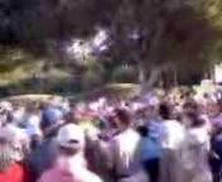 Tadd Fujikawa gets swamped by fans
