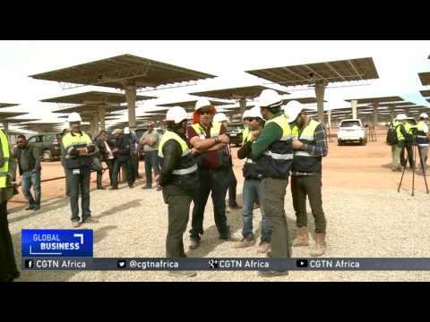 Morocco's solar-power plant set to generate 580MW