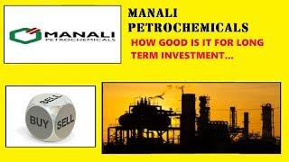 Manali Pertochemical, A Multibagger Stock ?
