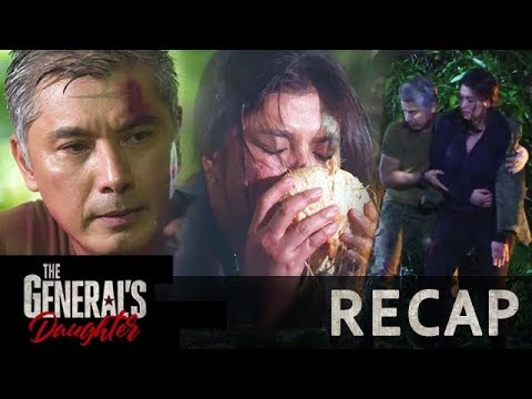 Download Marcial takes care of Rhian after escaping Tiago's henchmen   The General's Daughter Recap