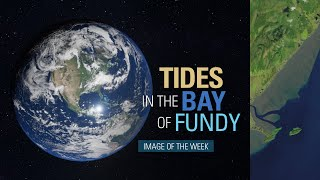 Tides in the Bay of Fundy