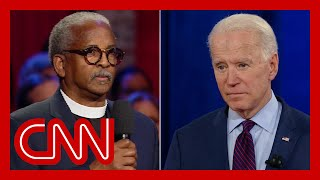 Joe Biden shares story of faith with pastor who lost his wife in Charleston shooting