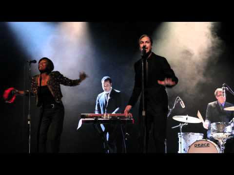 Fitz and The Tantrums - Don't Gotta Work It Out (Live on KEXP)