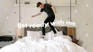 Morning Routine in Paris + Get Ready With Me 🥐  // Imdrewscott