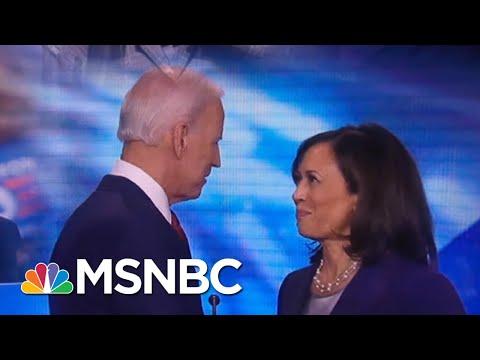 Joe Biden Picks Sen. Kamala Harris As The Running Mate To Defeat A Trump-Pence Ticket   MSNBC
