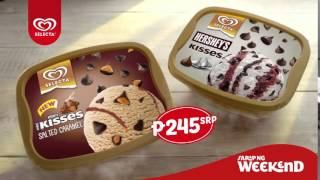 Your favorite treats in your favorite ice cream!
