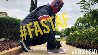 Deadpool is #FastAF | GEGGHEAD