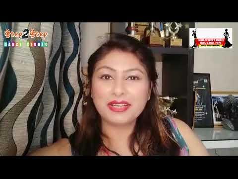 Indias Super Model (A Beauty Pageant) | Online Contest | Step2Step Dance Studio