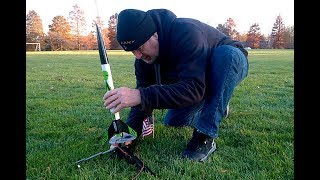 Model Rocket Launch Day #18 (We Don