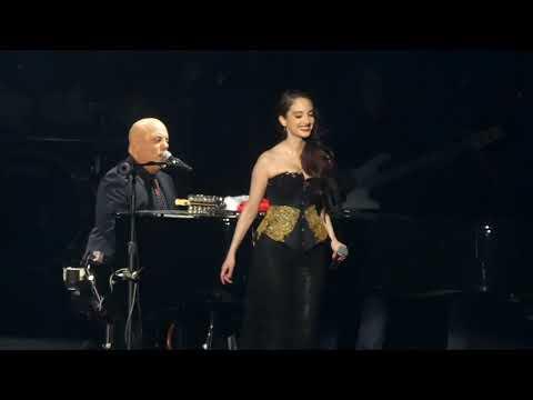 """Have Yourself a Merry Little Christmas"" Billy Joel & Alexa Rae Joel@MSG New York 12/19/18"