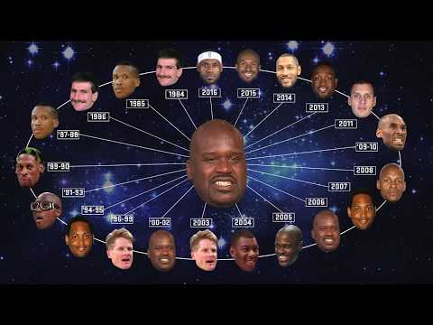 EJs Neato Stat: Six Degrees of Shaq | NBA on TNT