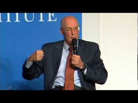 In Conversation with Henry Paulson