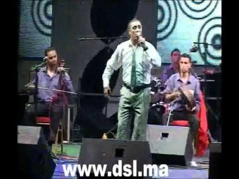 SAID SENHAJI 5 @ FESTIVAL INTERNATIONAL DE MOHAMMEDIA 2010