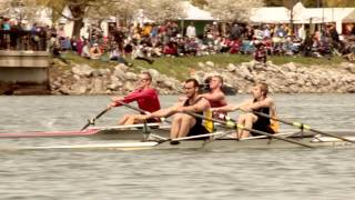 Rowing, its a Grosse Ile thing.