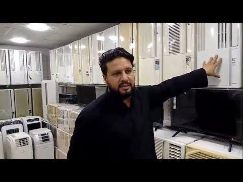 Jackson electronic market | AC Market I 110 AC I Portable AC I Cheap AC I Explore Karachi
