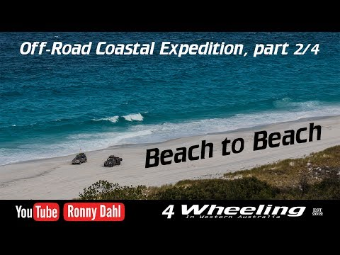 Off-Road Coastal Expedition, part 2/4