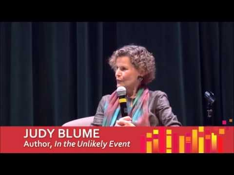 Judy Blume: Banned Books and Trigger Warnings