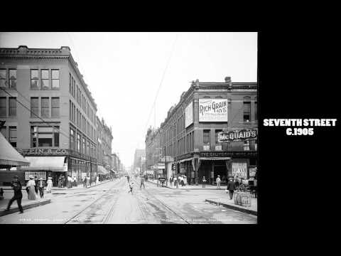 Old photos of Saint Paul(Minnesota)1903-1915