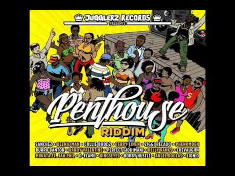 PENTHOUSE RIDDIM 2014 mix (Dj CashMoney) [JUGGLERZ RECORDS]
