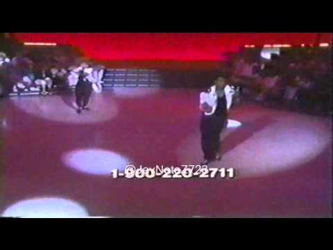 Spotlight Dance Couple 1 (1986 American Bandstand)(X)