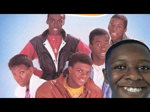 Mr Telephone Man Cover By New Edition Full Youtube