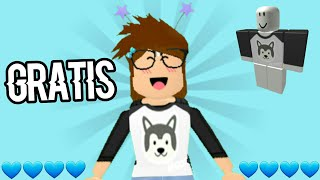 ROBLOX-How to make puppy blouse for free!!