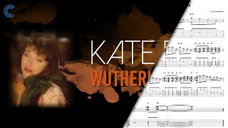 Violin  - Wuthering Heights - Kate Bush - Sheet Music, Chords, & Vocals