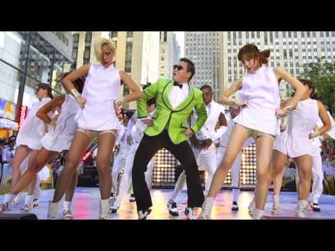 Lets Get Gangnam Style (PSY Black Eyed Peas Mashup)